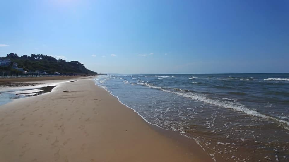 spiaggia per bambini Gargano