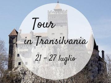 tour in Transilvania