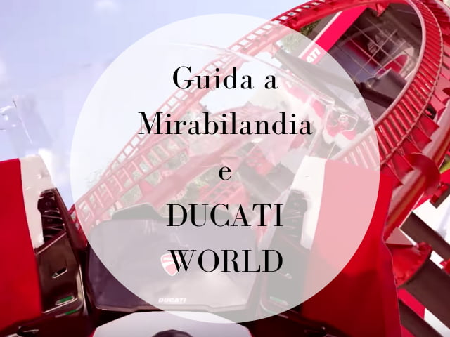 mirabilandia ducati world
