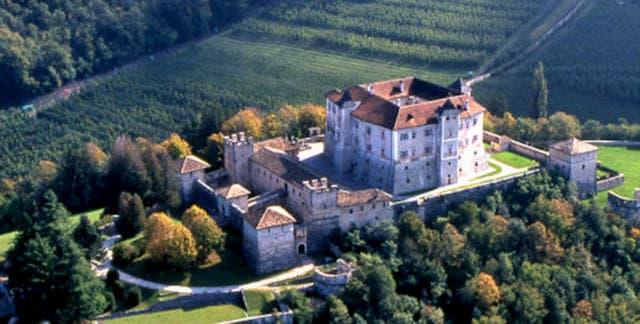 castello di Thun Val di Non