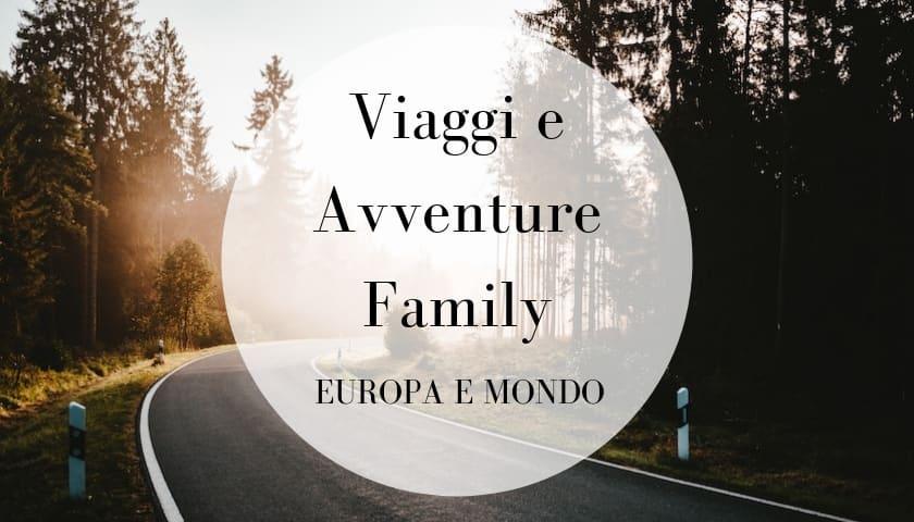 viaggi a avventure family nel mondo