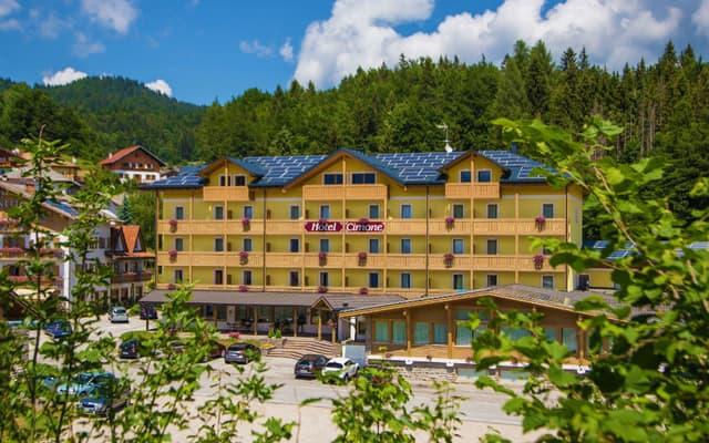 hotel trentino per famiglie pacchetto