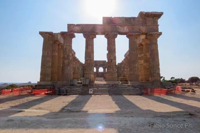 templi di Selinunte Sicilia