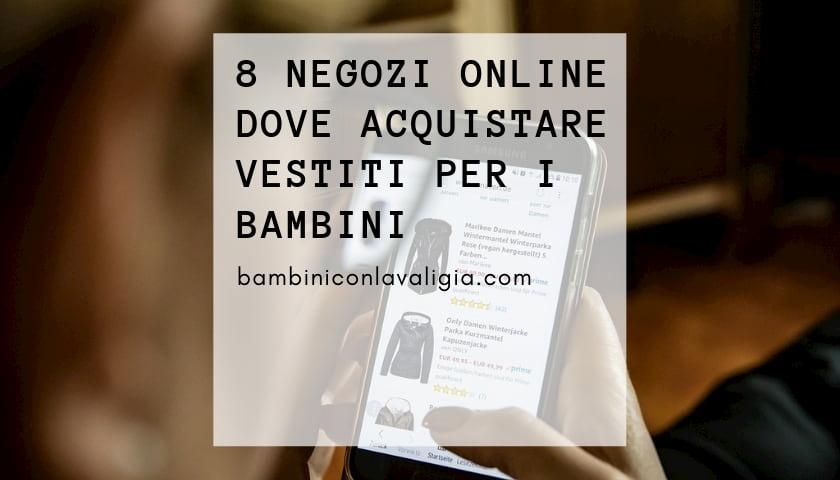 wholesale dealer b68eb 88b83 negozi online bimbi
