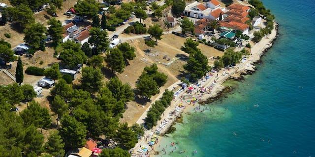 campeggio belvedere dalmazia croazia