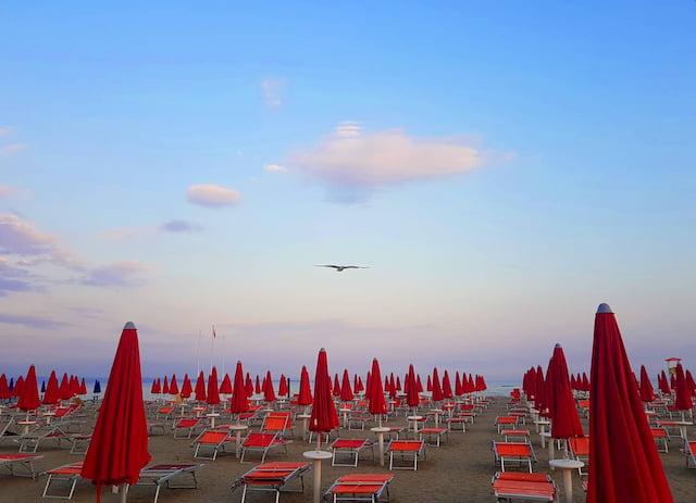 spiaggia Grado Friuli Venezia Giulia