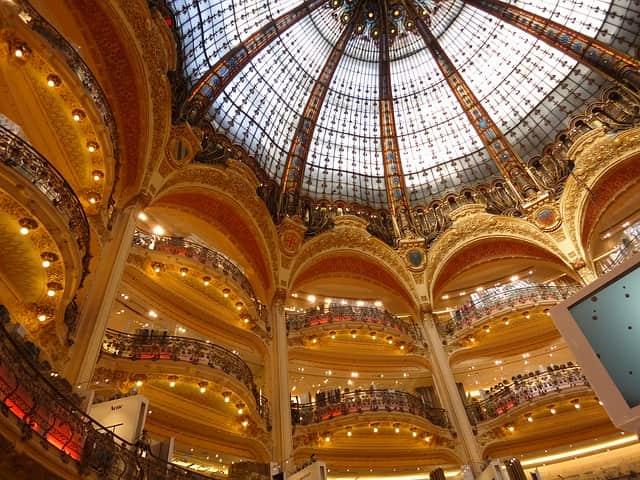 Le Galeries Lafayette