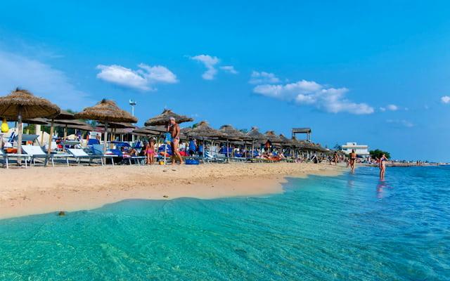spiaggia Sicilia occidentale