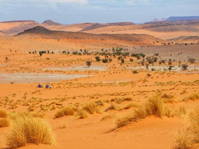 tour in fuoristrada Marocco