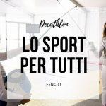 Lo sport per tutti con Decathlon a Palermo