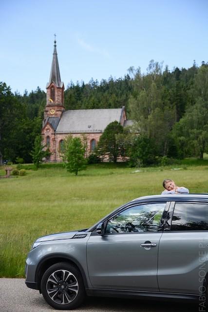 Chiesa nella Foresta Nera