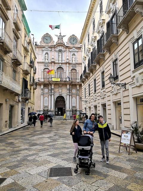 Corso Vittorio Emanuele Trapani