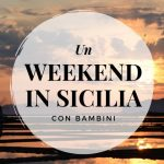 Weekend in Sicilia