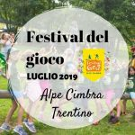 Il Festival del Gioco in Trentino: destinazione Alpe Cimbra