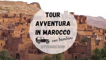 tour avventura marocco