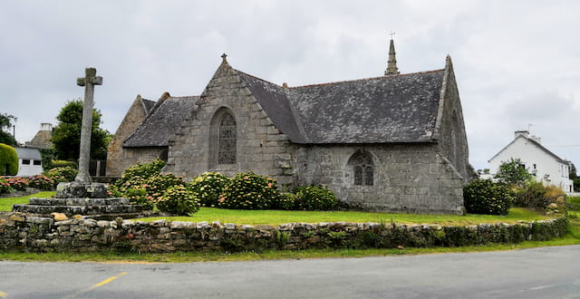 chiesa Bretagna