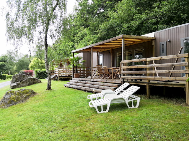 casa mobile glamping vacansoleil