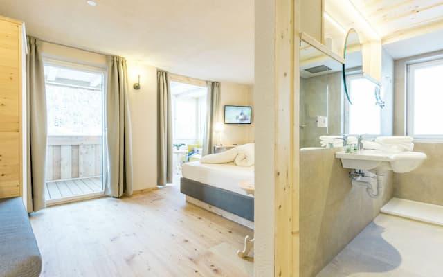 stanza hotel Alto Adige