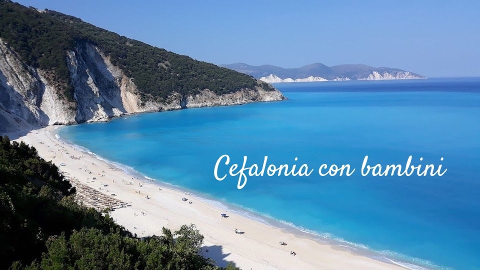 Spiagge Cefalonia