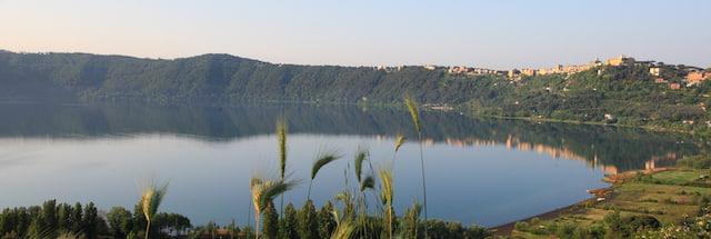 Lago Alban - Castel Gandolfo