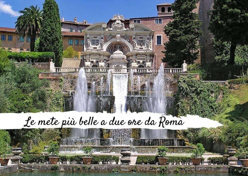 mete dintorni Roma