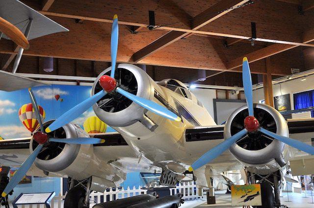 Museo Caproni aereo