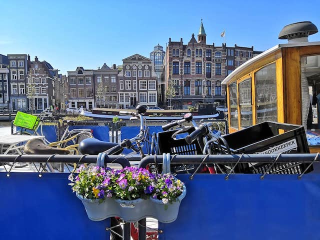 case canali Amsterdam