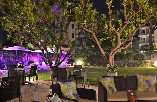 giardino Gold Hotel Bordighera