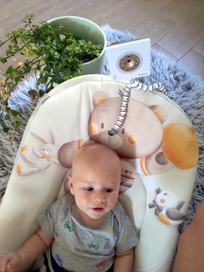 monitor neonati