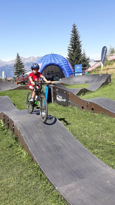 circuito downhill bambini
