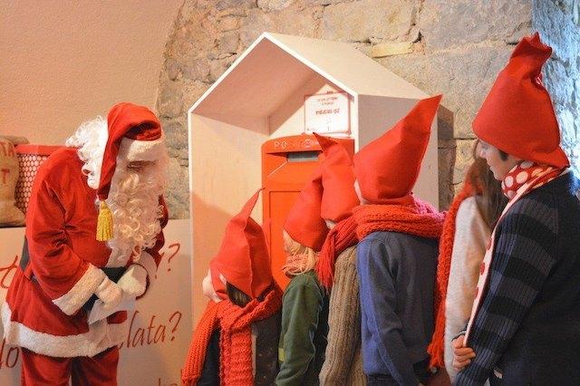 Casa babbo Natale Riva