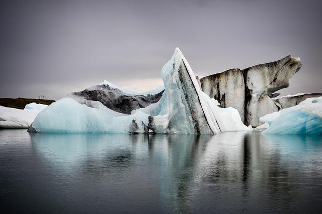 Jokulsarlon laguna ghiacciata