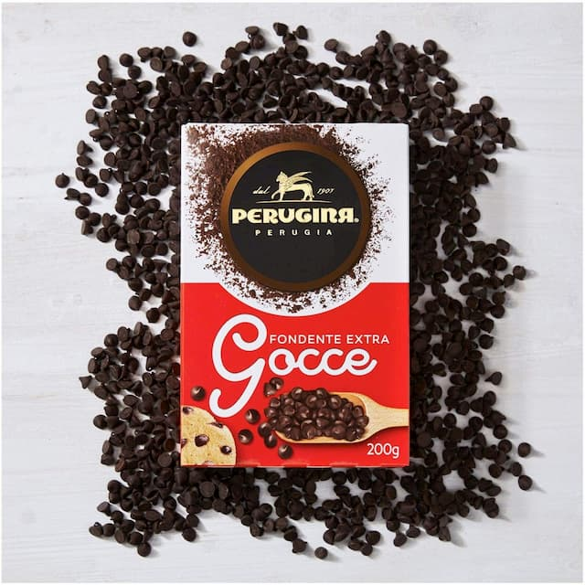 gocce cioccolato Perugina