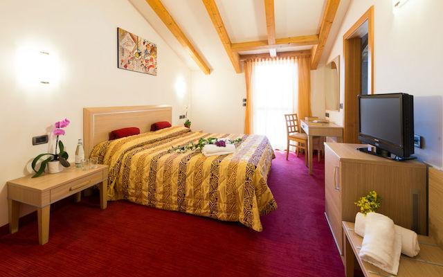 camera hotel vicino Trento