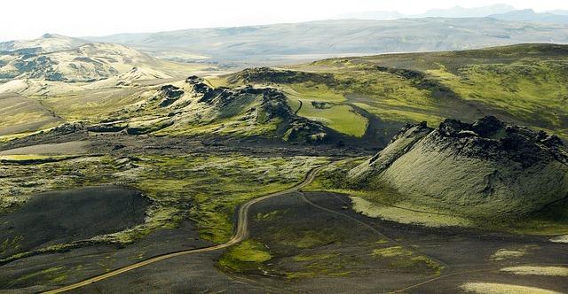 Islanda con bambini paesaggio