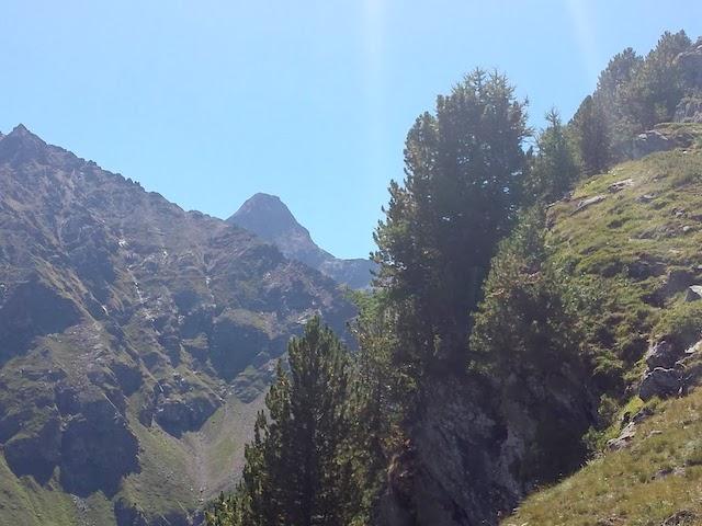 panorama Val d'Aosta