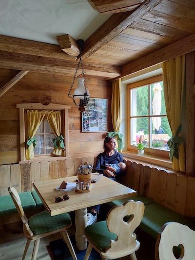 rifugio Großberghütte