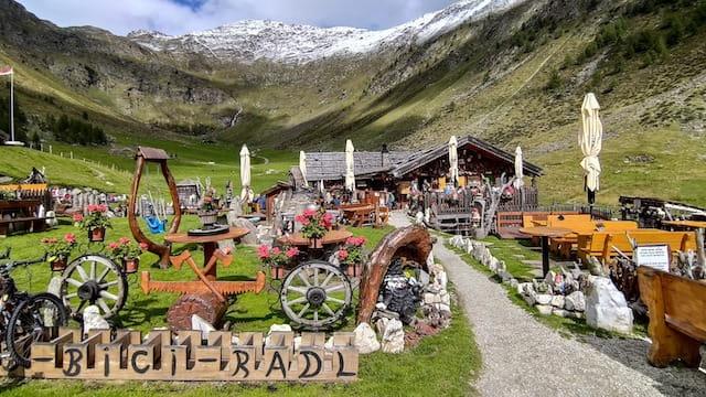 Rifugio Pranter Stadlhütte
