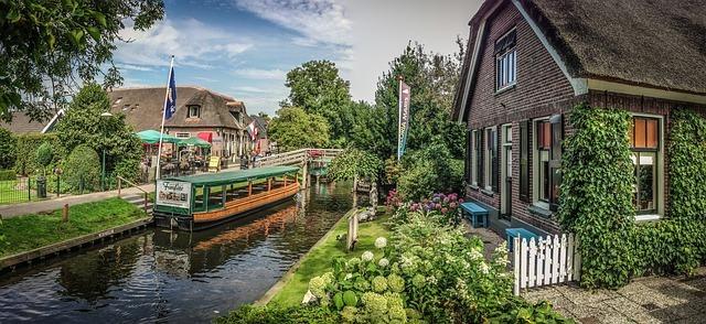 Giethoorn Paesi Bassi