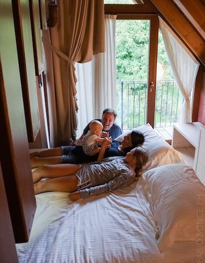Camera familiare Hotel Belmonte