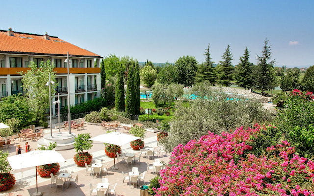 Giardino hotel Peschiera