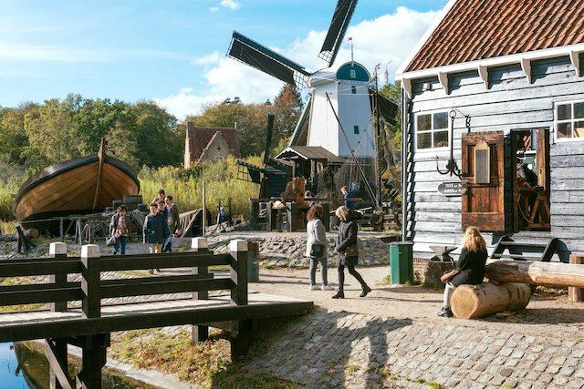 museo a cielo aperto Olanda