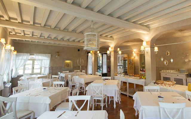 sala ristorante I Piastroni