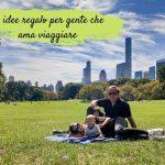 16 idee regalo per gente che ama viaggiare