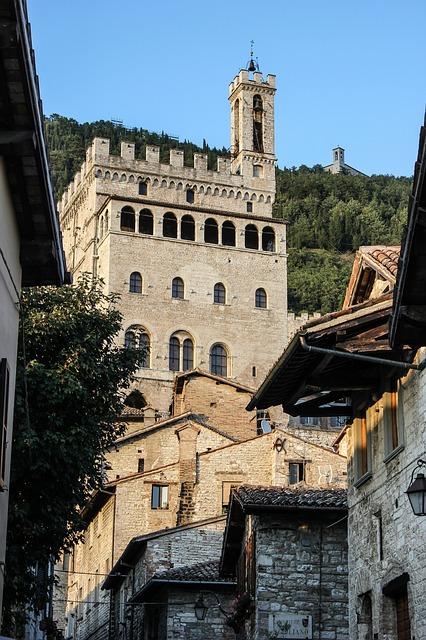 castello di Gubbio