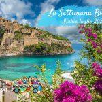 La settimana Blu: vacanza al mare a Ischia con i bambini