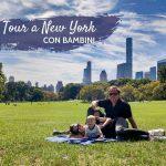 New York: tour per famiglie con bambini e ragazzi
