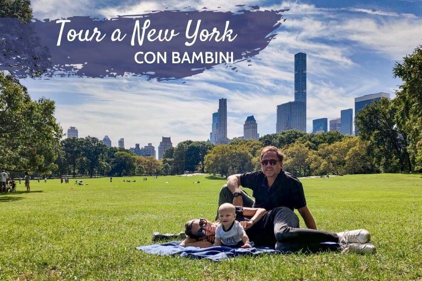 tour new york con bambini