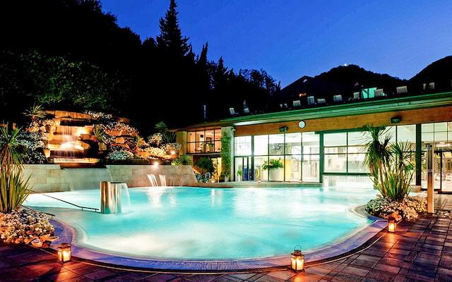 Bagno di Romagna piscina esterna riscaldata
