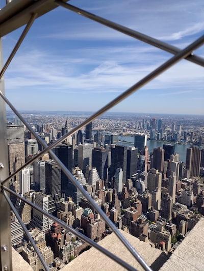 grattacieli manhattan